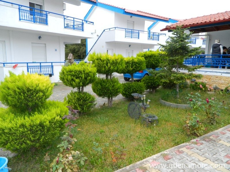 Private Accommodation Vila Meandros In Place Thassos Greece